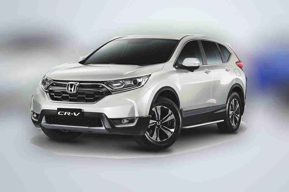 The Last Few 2019 Honda CRV Touring Units Come with a