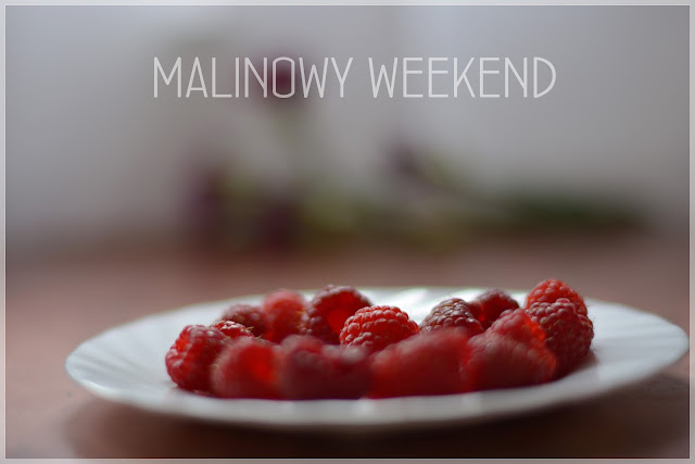 Malinowy weekend + SheIn |