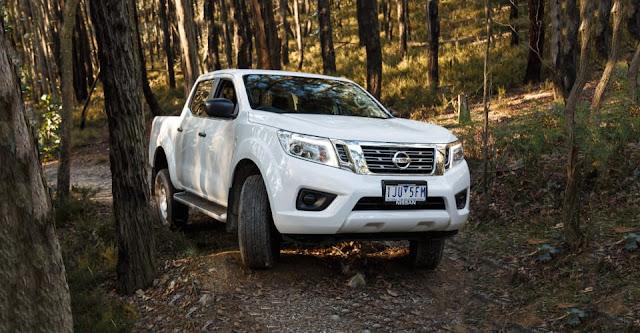 Review Nissan Navara 2.5L SL MT