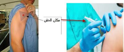طريقة-حقن-لقاح-الإنفلونزا