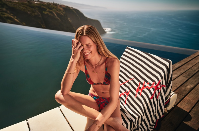 Tommy Hilfiger Swimwear Summer 2020 Collection