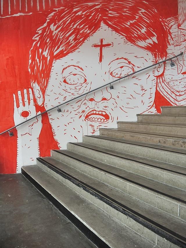 Parijs: Palais De Tokyo - City/prince.ess