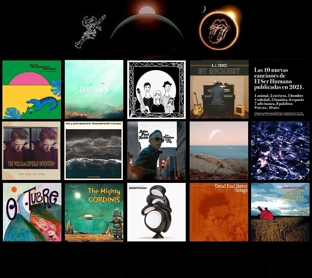 15 recomendaciones discográficas más del 2021