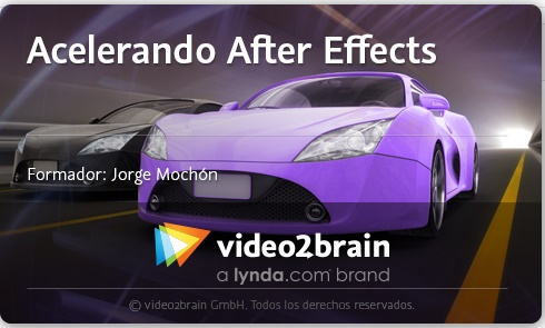 Curso VIDE02BRAIN Acelerando After Effects Español