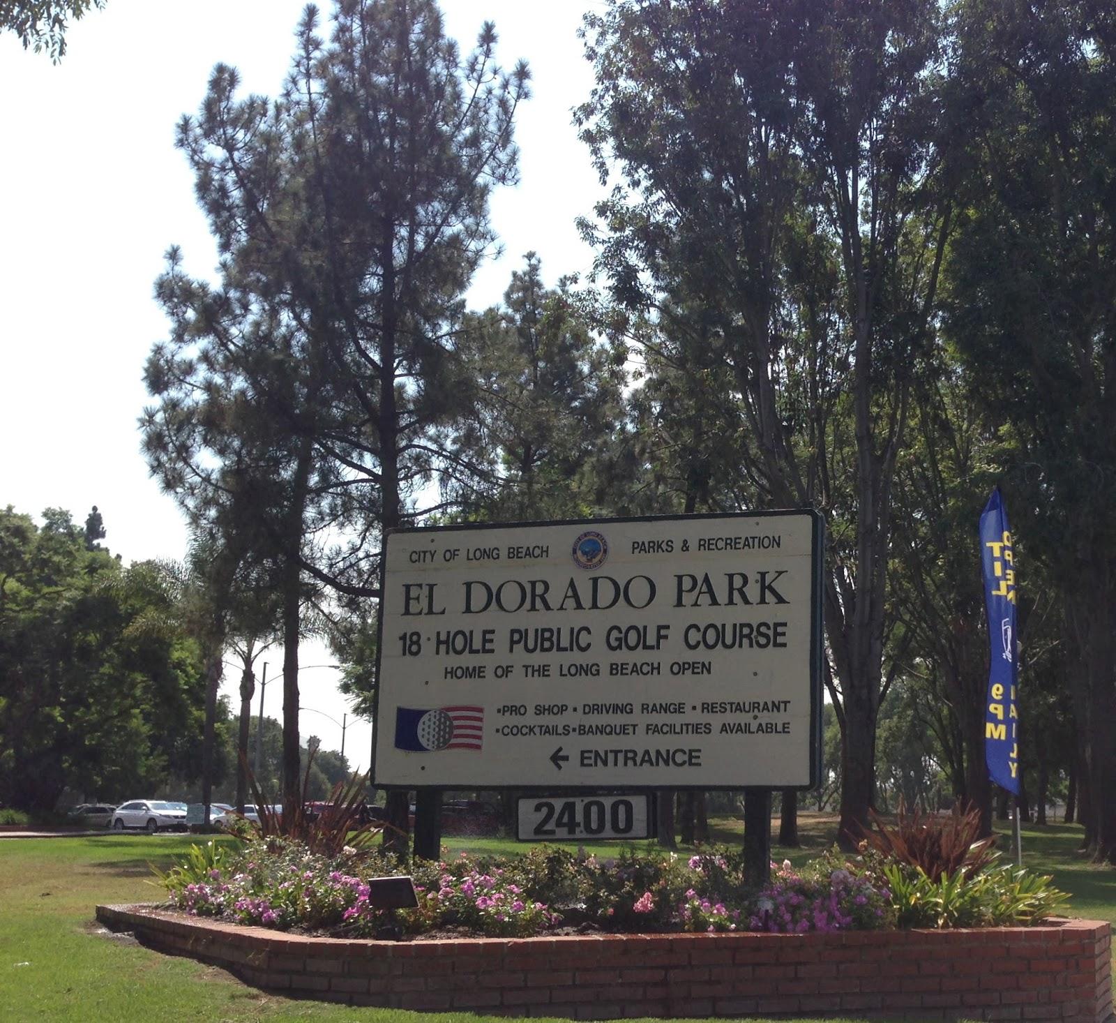 El Dorado Park Golf Course Is Home To The Long Beach Open