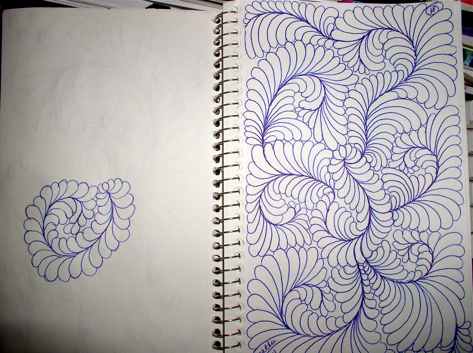 Cool Designs To Draw Easy On Paper