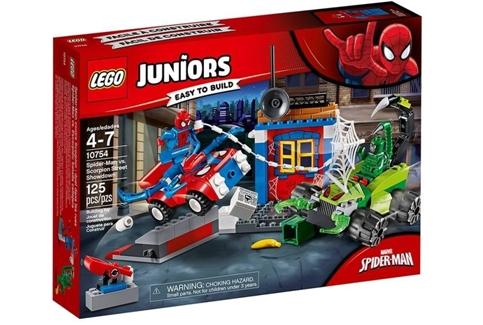 Ayo Simak Cara Membedakan Lego Spiderman yang Asli dan yang Kw