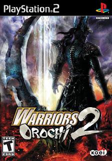 Warriors Orochi 2 PS2 ISO