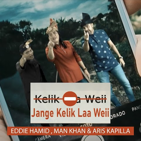 Eddie Hamid, Man Khan & Aris Kapilla - Jange Kelik La Weii MP3