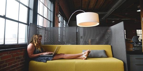 kerja online par time
