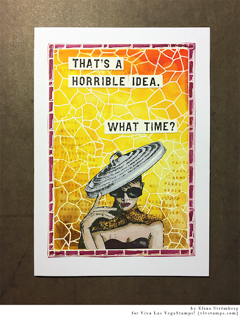 Cardmaking: What time?