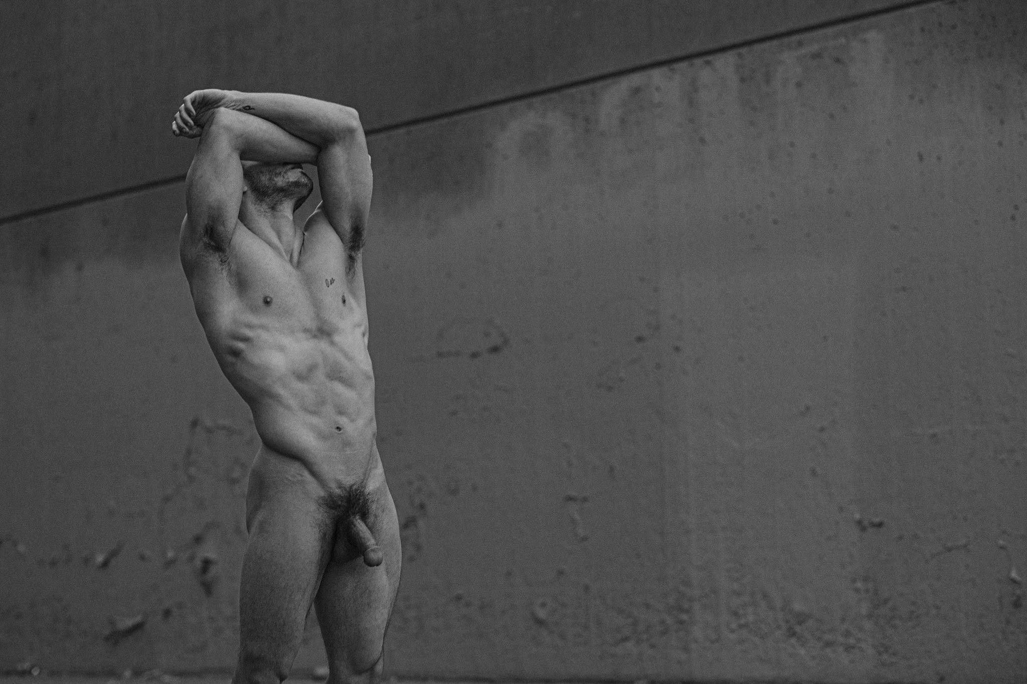 waLL, by Dominic Adriano Albano (NSFW).