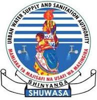 Job Opportunity at Shuwasa, Water Supply Engineer II