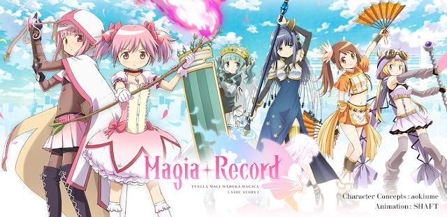 Side story Anime Magia Record Season 2