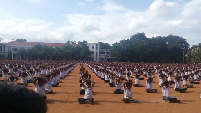 Camp for young students concluded in Kanyakumari