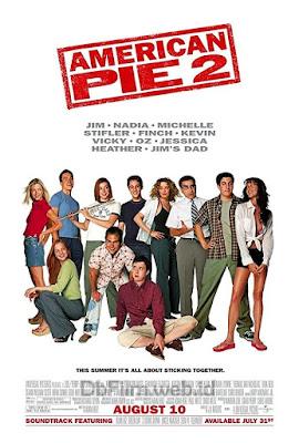Sinopsis film American Pie 2 (2001)
