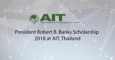 Apply President Robert B. Banks Fully-Funded Scholarship 2018