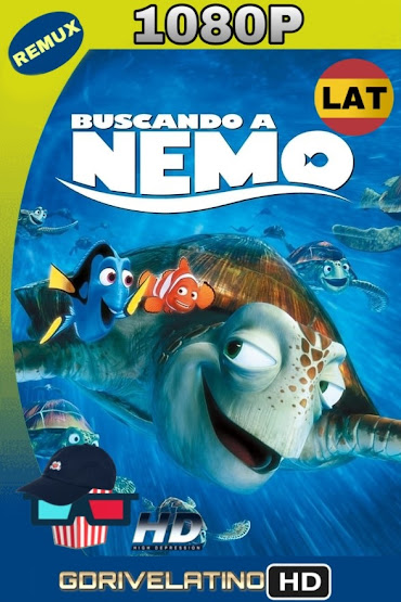 Buscando a Nemo (2003) BDRemux 1080p Latino-Ingles MKV