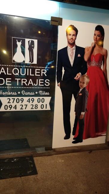 Alquiler de vestidos de fiesta en pocitos