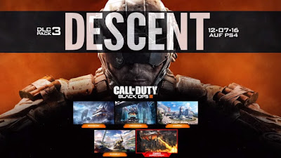 Call Of Duty Black Ops 3 Descent