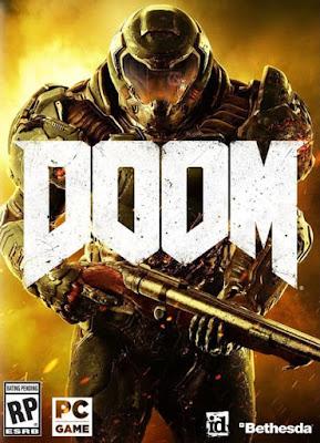 Capa do Doom 2016