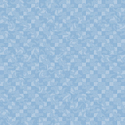 light blue checkerboard background pattern