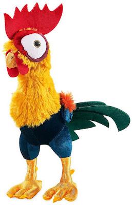 Moana's Hei Hei Chicken