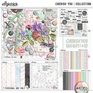 Cherish You Collection by Akizo Designs