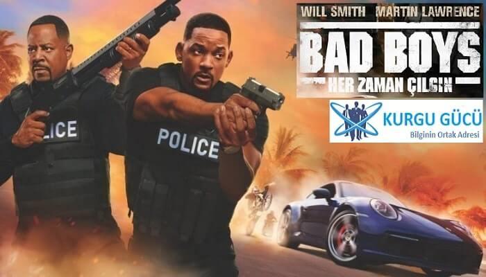 Bad Boys: Her Zaman Çılgın Film İncelemesi - Kurgu Gücü