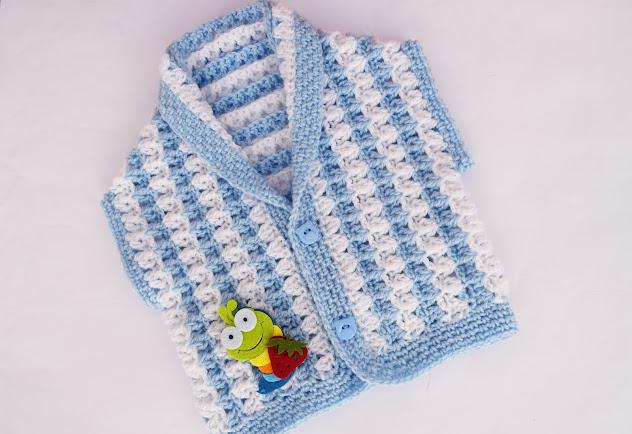 4 - Crochet Imagen Chaleco a crochet y ganchillo por Majovel Crochet