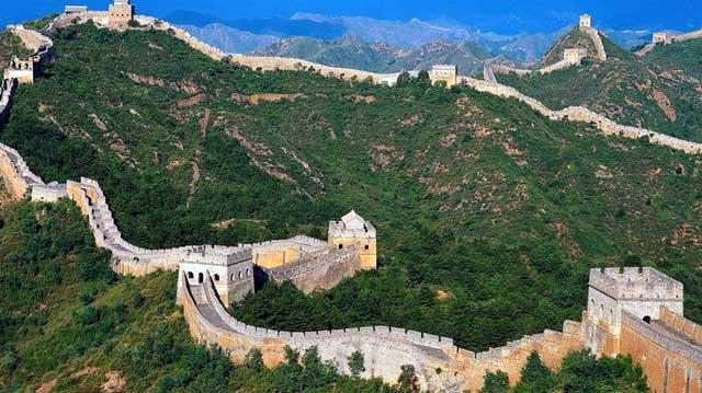 Tembok Besar Adalah Kompleks Makam Terpanjang di Dunia