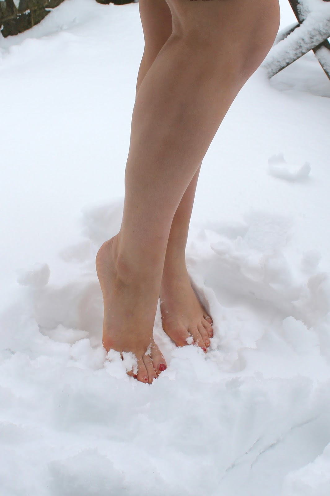 Be careful when going out with bare feet because they too, requires attention with regards to safety and health.
