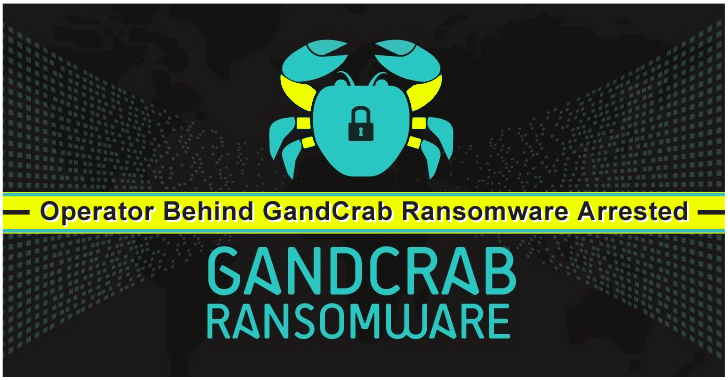 Operator Behind The Most Infamous and Deadliest GandCrab Ransomware Arrested in Belarus