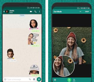 aplikasi pembuat stiker whatsapp wemoji