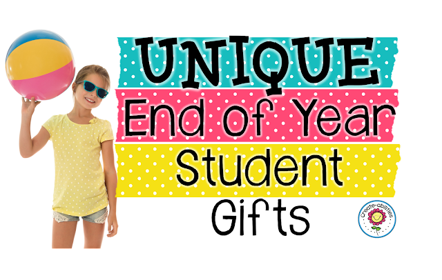 Unique End Of Year Student Gifts