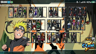 Versi terbaru dari game Naruto Senki Mod  Download Download Naruto Senki [AG] by Arya Syddan Apk