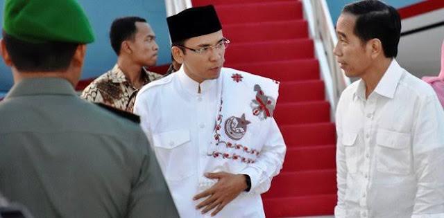 Eks Gubernur NTB, Tuan Guru Bajang, Jadi Wakomut Bank Syariah Indonesia