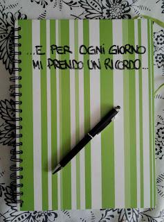 scrivere per ricordare