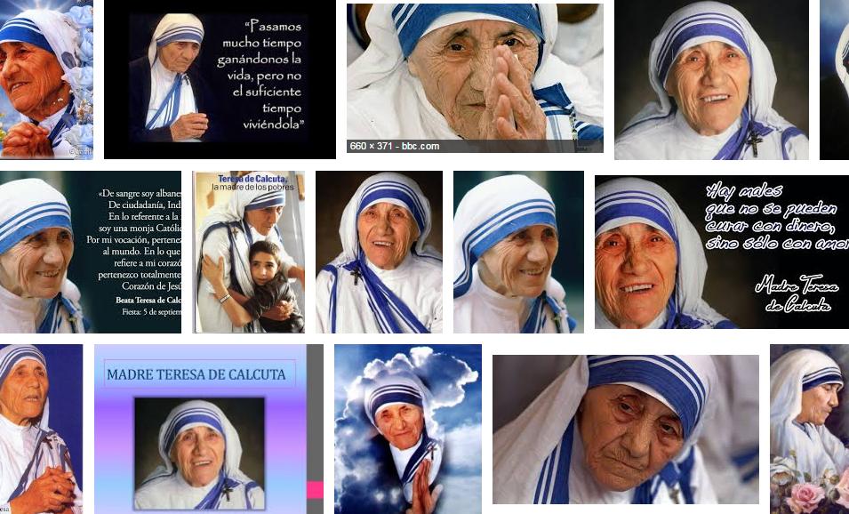 CÁtedra Por La Paz: Cátedra Para La Paz: Madre Teresa De Calcuta