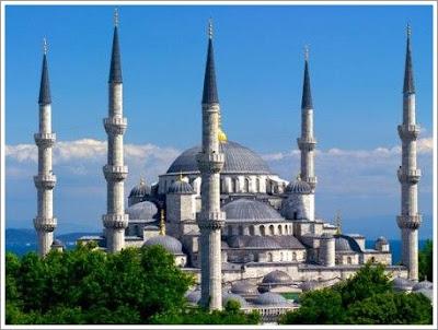 Masjid Sultan Ahmad (turki)