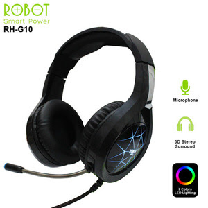 Robot RH-G10  headset gaming murah