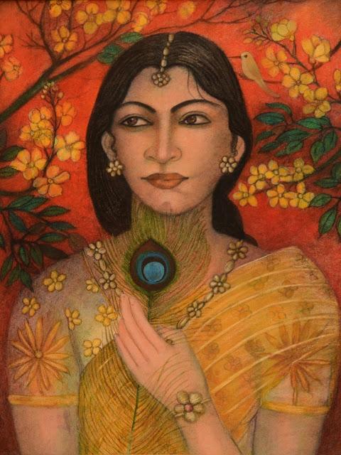 Artwork by Sutapa Khan