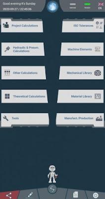 تطبيق Engineering Tools للأندرويد, تنزيل Engineering Tools مدفوع, تحميل Engineering Tools apk pro
