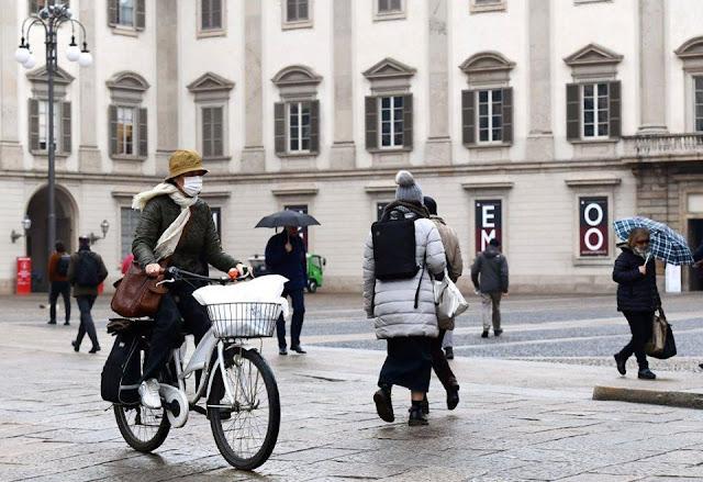 Italy: Kỷ lục thêm 49 người chết ngày 6/3, cân nhắc cách ly thành phố Milan