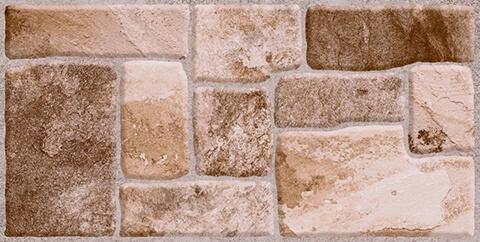 سيراميك حوائط  ريماس حجري بارز بيج×بني 25×50