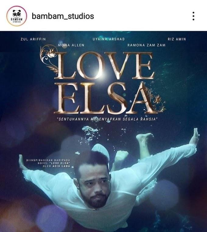 Love Elsa, Drama Malaysia Di Astro Ria 104