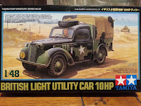 British Light Utility Car 10HP