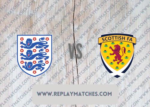 England vs Scotland -Highlights 18 June 2021