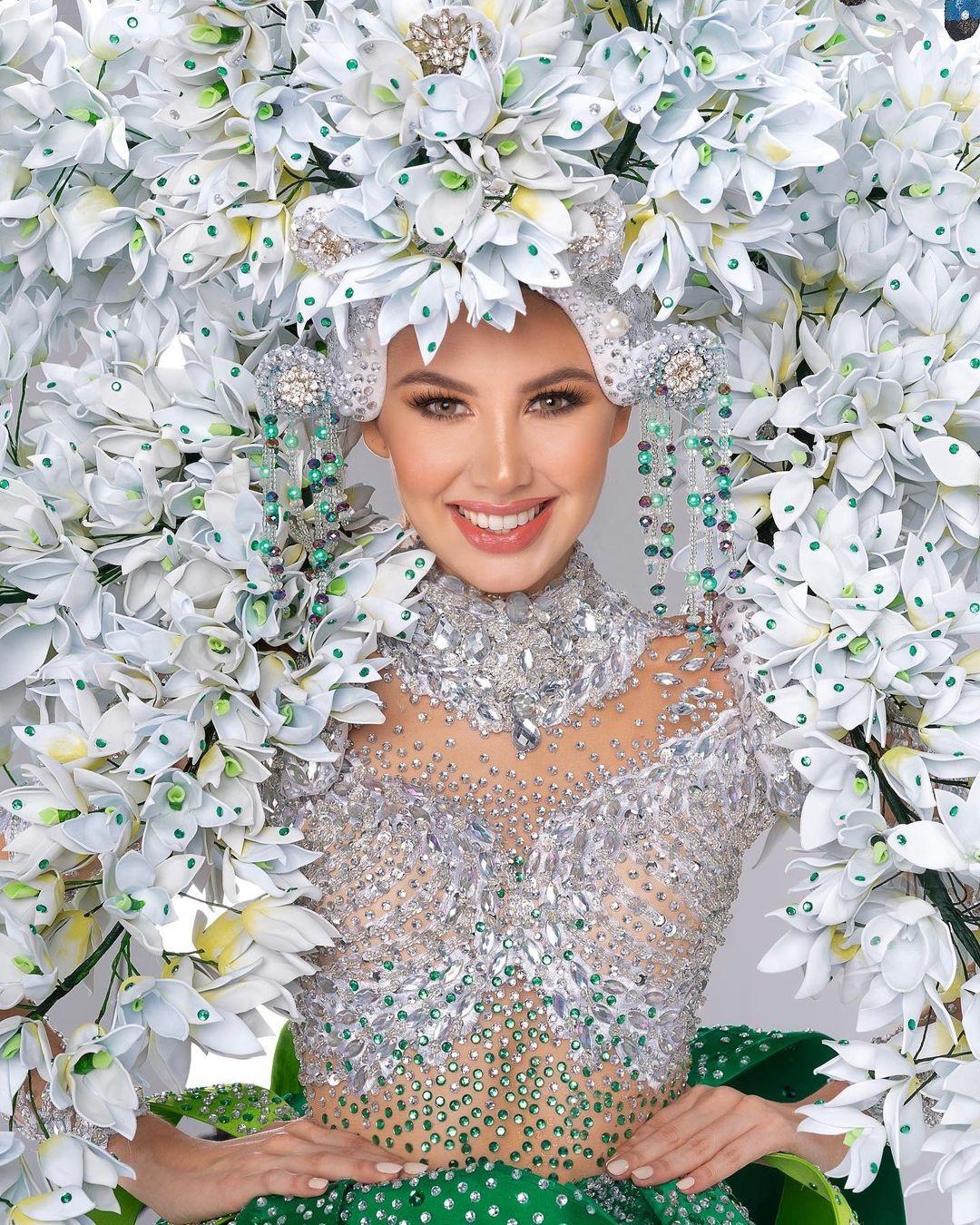 El Salvador's Vanessa Velásquez to wear 'Flor de Izote ...