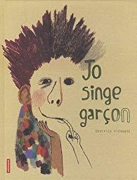 Jo singe garçon - Béatrice Alemagna - Editions Autrement - 2010